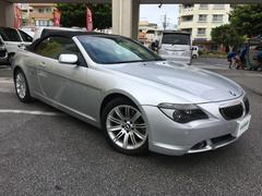 BMW650iカブリオレ