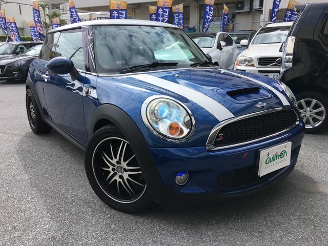 沖縄県の中古車ならMINI クーパーS