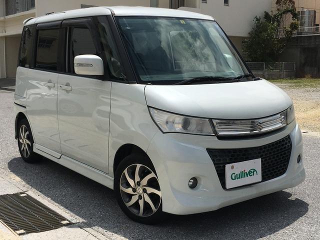 沖縄県の中古車ならパレットSW TS 社外SDナビ フルセグTV バックカメラ ETC