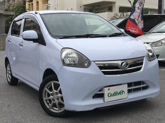 沖縄県の中古車ならミライース G