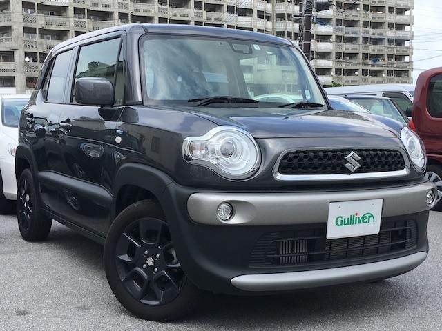 沖縄県の中古車ならクロスビー ハイブリッドMX セーフティサポート フルセグ ETC