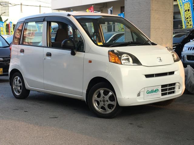 沖縄の中古車 ホンダ ライフ 車両価格 43万円 リ済別 2010(平成22)年 7.2万km ホワイト