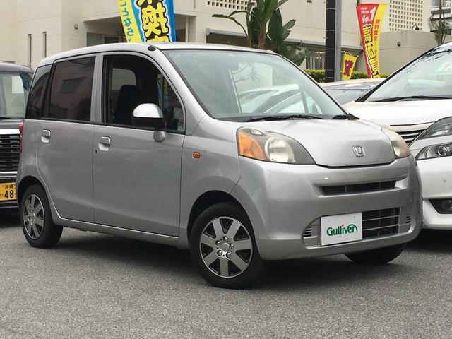 沖縄の中古車 ホンダ ライフ 車両価格 39万円 リ済別 2010(平成22)年 8.7万km シルバー