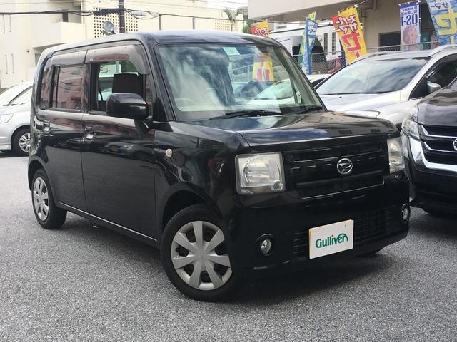 沖縄県の中古車ならムーヴコンテ G NAVI 純正ナビ バックカメラ 電動格納ミラー