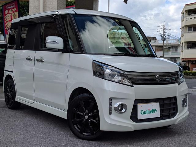 沖縄県の中古車ならスペーシアカスタム XSリミテッド