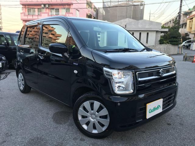 沖縄県那覇市の中古車ならワゴンR ハイブリッドFX