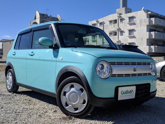 沖縄県那覇市の中古車ならアルトラパン S