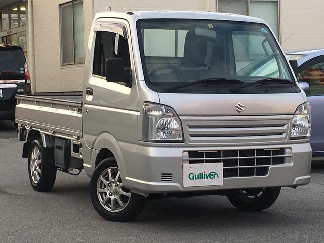 沖縄県の中古車ならキャリイトラック KCエアコン・パワステ 社外AW CDオーディオ