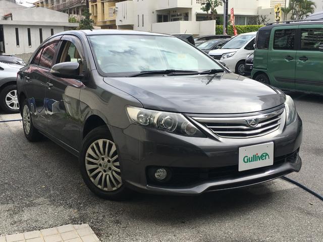 沖縄県の中古車ならアリオン A15 Gプラスパッケージ パワーシート 電動格納ミラー