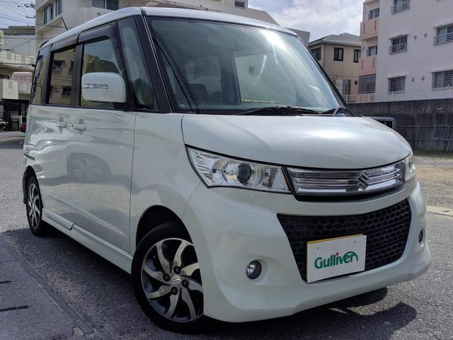 沖縄県の中古車ならパレットSW XS 片側パワスラ 社外ナビ