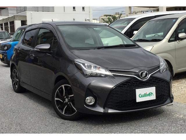 トヨタ RSスマートストップパッケージ レーンアシスト・パドルシフト
