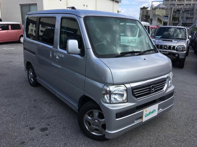 沖縄県の中古車ならバモス G