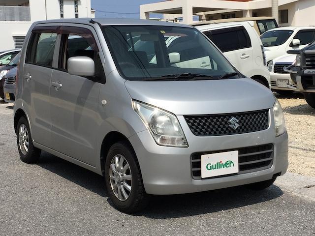 沖縄県那覇市の中古車ならワゴンR FA