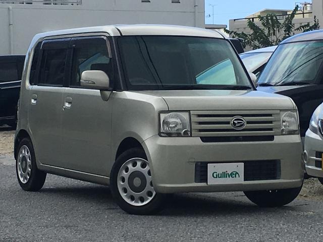 沖縄県の中古車ならムーヴコンテ X +S 純正オーディオ 電動格納ミラー