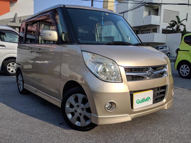 沖縄県の中古車ならパレット XS 片側パワスラ 社外オーディオ◎