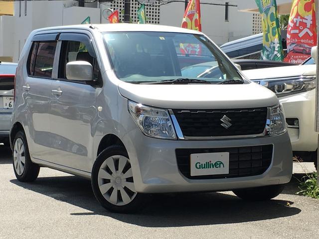沖縄県の中古車ならワゴンR FX モニターオーディオ Dテレビ 電動格納ミラー