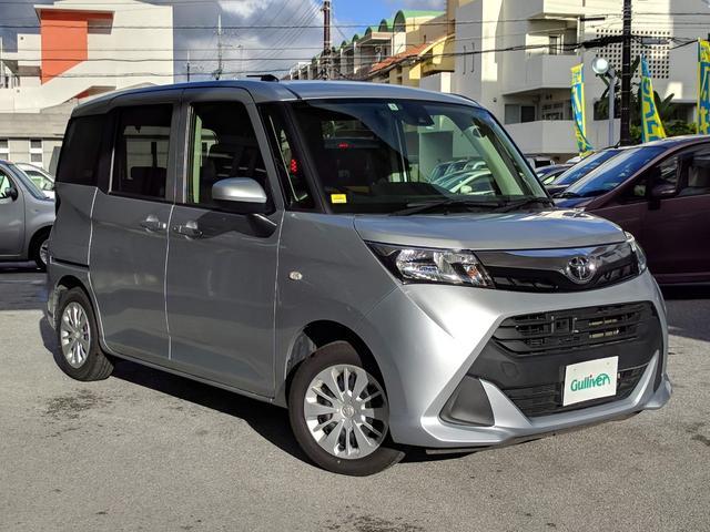 トヨタ X S スマートアシストII  純正ナビ