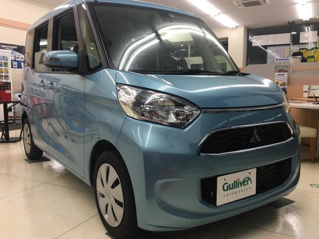 沖縄県の中古車ならeKスペース G セーフティパッケージ PSドア アラウンドビューモニター