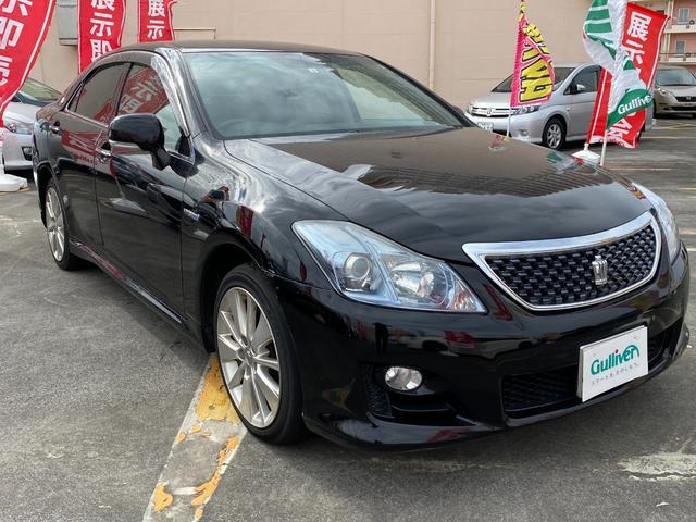 クラウンハイブリッド:沖縄県中古車の新着情報