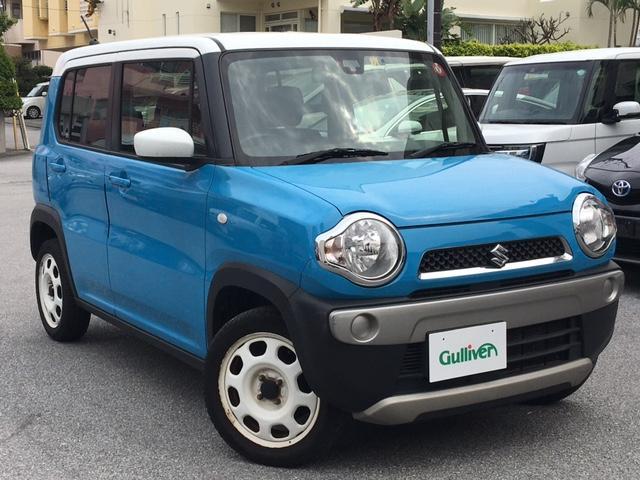 「スズキ」「ハスラー」「コンパクトカー」「沖縄県」の中古車