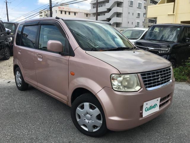 沖縄県の中古車ならeKワゴン M ベンチシート フルフラット CD AM FM テレビ
