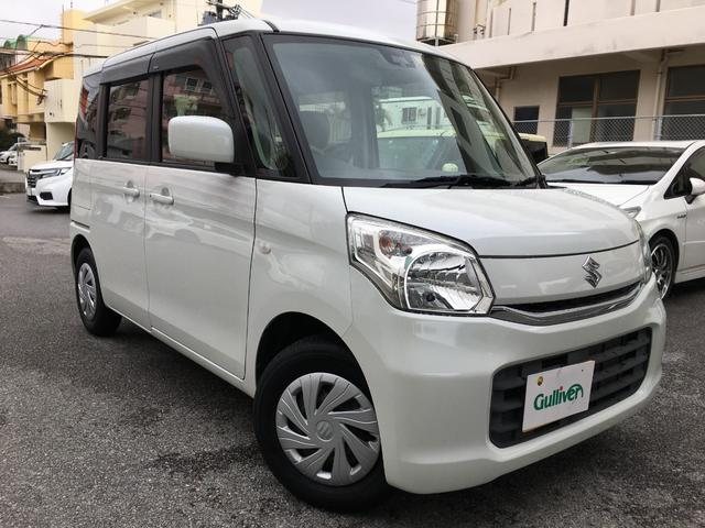 沖縄県那覇市の中古車ならスペーシア  E 福祉車両 スローパー