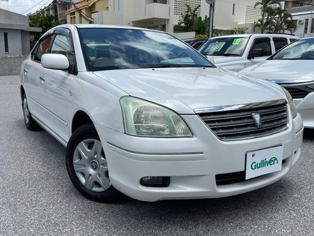 沖縄県の中古車ならプレミオ X Lパッケージプライムセレクション キーレスエントリー 衝突安全ボディ HID フルフラット CD