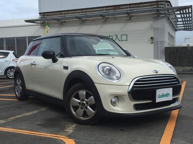 沖縄県那覇市の中古車ならMINI クーパー