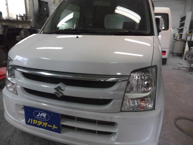 沖縄県中頭郡中城村の中古車ならワゴンR FX-Sリミテッド