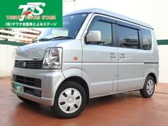 沖縄の中古車 スズキ エブリイワゴン 車両価格 74万円 リ済込 平成22年 7.1万K シルバーM