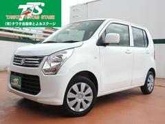 沖縄の中古車 スズキ ワゴンR 車両価格 73万円 リ済込 平成26年 6.9万K ホワイト