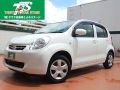 沖縄の中古車 トヨタ パッソ 車両価格 62万円 リ済込 平成24年 5.5万K ホワイト