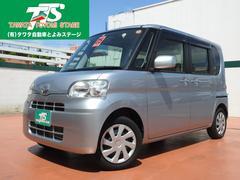 沖縄の中古車 ダイハツ タント 車両価格 105万円 リ済込 平成25年 1.9万K シルバーM