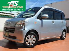 沖縄の中古車 ダイハツ タントエグゼ 車両価格 59万円 リ済込 平成22年 7.8万K シルバーM
