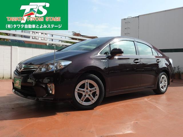 沖縄の中古車 トヨタ SAI 車両価格 83万円 リ済込 2010(平成22)年 8.6万km ブラウンM