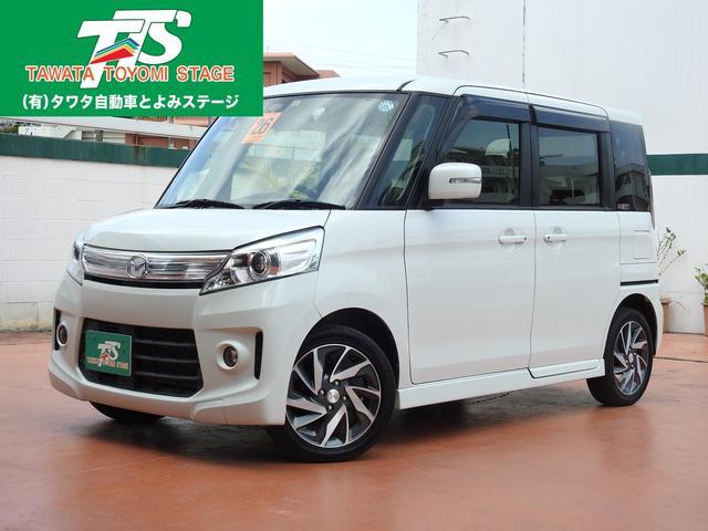 沖縄県の中古車ならフレアワゴンカスタムスタイル XT