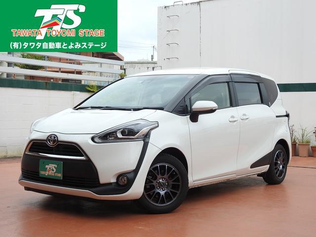沖縄県の中古車ならシエンタ G 両側電動スライドドア LEDヘッドライト 7名乗り