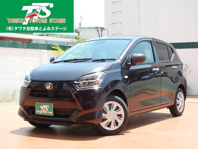 沖縄の中古車 ダイハツ ミライース 車両価格 108万円 リ済込 新車  ブラウンM