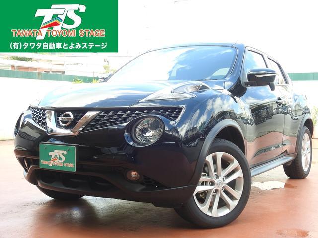 沖縄県の中古車ならジューク 15RX Vセレクション