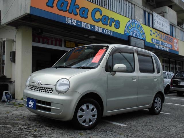沖縄県の中古車ならムーヴラテ X Tベルト交換済み