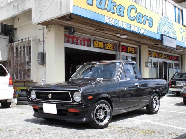沖縄の中古車 日産 サニートラック 車両価格 98万円 リ済込 1991(平成3)年 走不明 ガンM