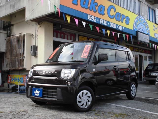沖縄県の中古車ならMRワゴン ECO-L アイドリングストップ バックモニター