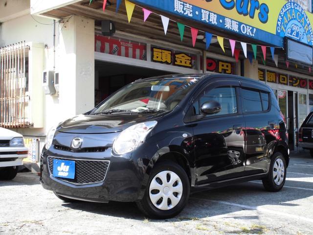 沖縄の中古車 マツダ キャロル 車両価格 28万円 リ済込 2011(平成23)年 11.3万km ブラックM