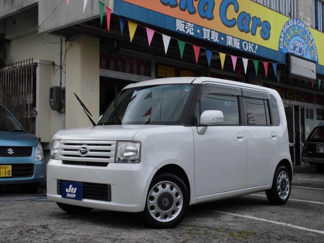 沖縄県の中古車ならムーヴコンテ X +S キーフリー CVT オートエアコン ABS