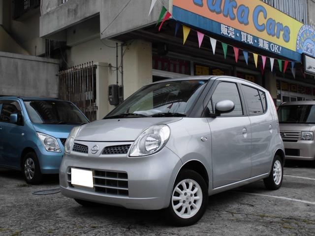 沖縄県の中古車ならモコ E スマートキー ETC