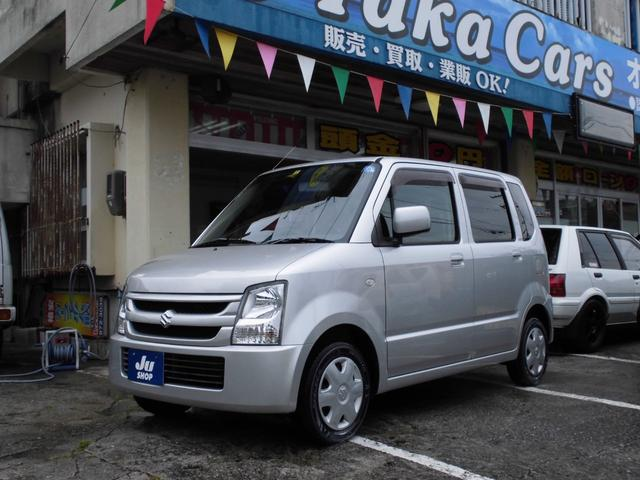 沖縄県宜野湾市の中古車ならワゴンR FX CD 電動ミラー エアバック プライバシーガラス