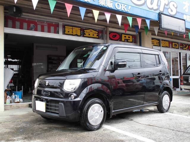 沖縄県の中古車ならMRワゴン X CVT スマートキー バックカメラ ABS