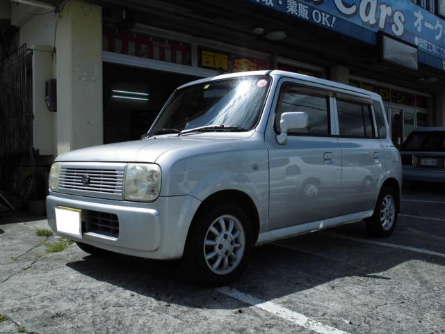沖縄県那覇市の中古車ならアルトラパン X