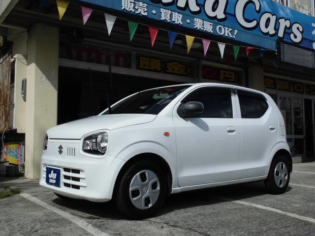 沖縄県の中古車ならアルト L アイドリングストップ キーレス CD ETC