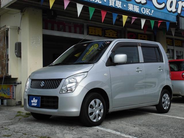 沖縄県の中古車ならワゴンR FX キーレス 電動ミラー CD ETC ABS